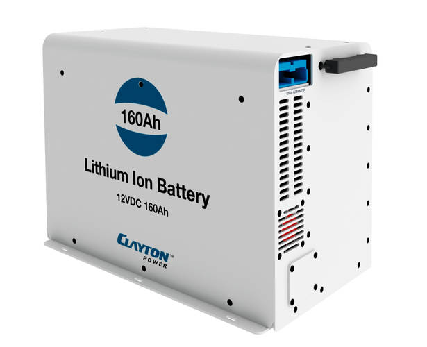 12V Lithium Ion Battery - 160Ah