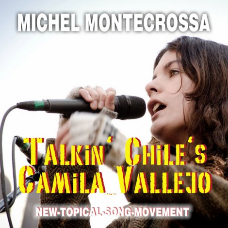 Talkin' Chile's Camila Vallejo - Single Cover