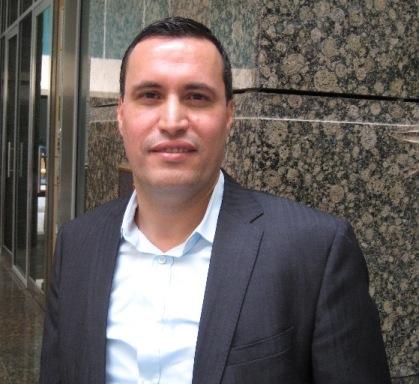 Dr Kamel Heus, Managing Director, MEA, Sophos