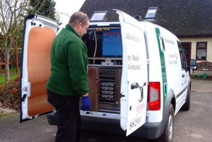Moffat's Vangen won the NACC 2011 innovation