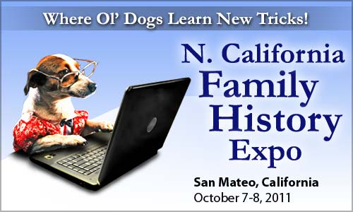 Northern California  Family History Expo