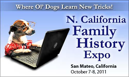 Northern California  Family History Expo