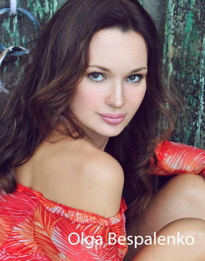 Olga Bespalenko plays Princess Valentina
