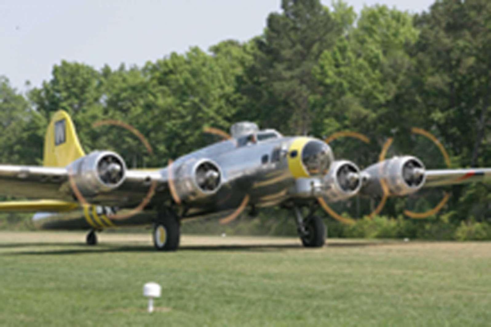 'Chuckie' B-17