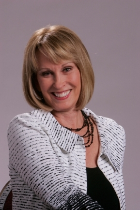 TV/radio personality and author Connie Podesta