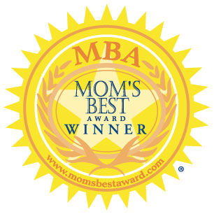Mom's Best Award Winner's Seal