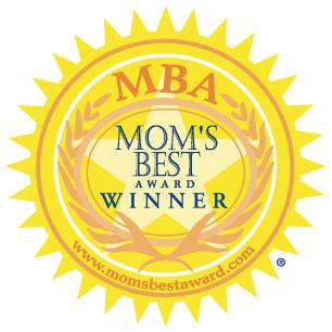 Mom's Best Award Winner's Seal