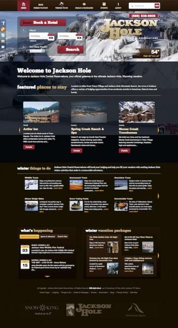 Jackson Hole Vacation & Travel Information