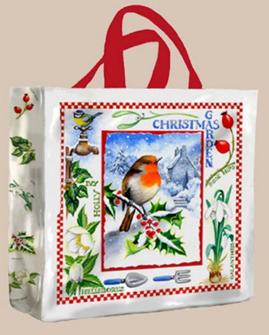 ChristmasGarden - pvcgussetbag