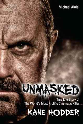 Kane Hodder autobiography - Unmasked