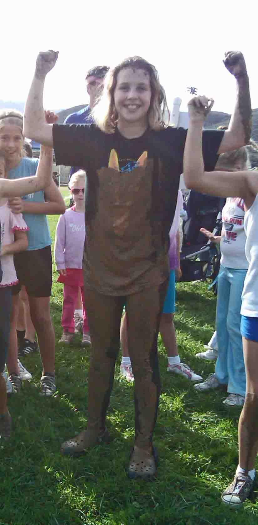 Millery YMCA Kids' Mud Runl
