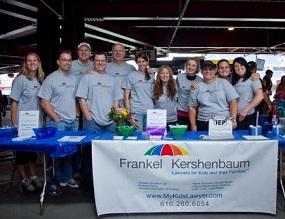 Team Frankel  & Kershenbaum