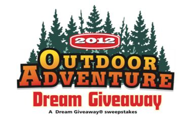 Enter to win at: www.outdoorgiveaway.com.