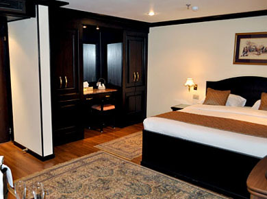 M/S Neptune Nile cruise double cabin