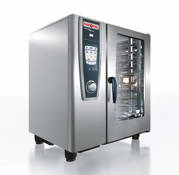 Catering equipment combi oven: Rational combi steamer ...