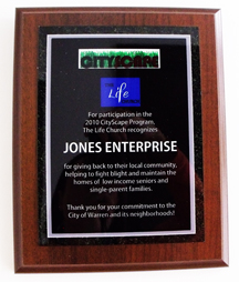 Jones Enterprise Award