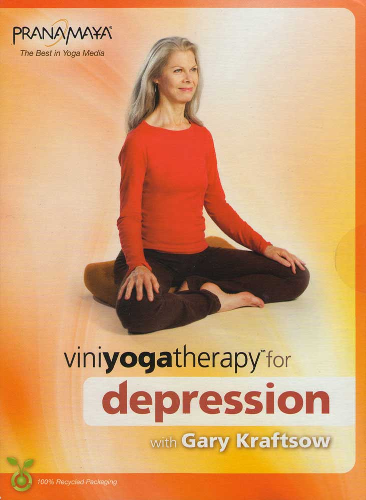 Viniyoga Therapy for Depression DVD cover