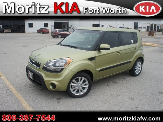 2012 Soul Moritz KIA Fort Worth Car Dealer