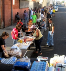 Skid Row LA Sammys last trip fed over 200 homeless