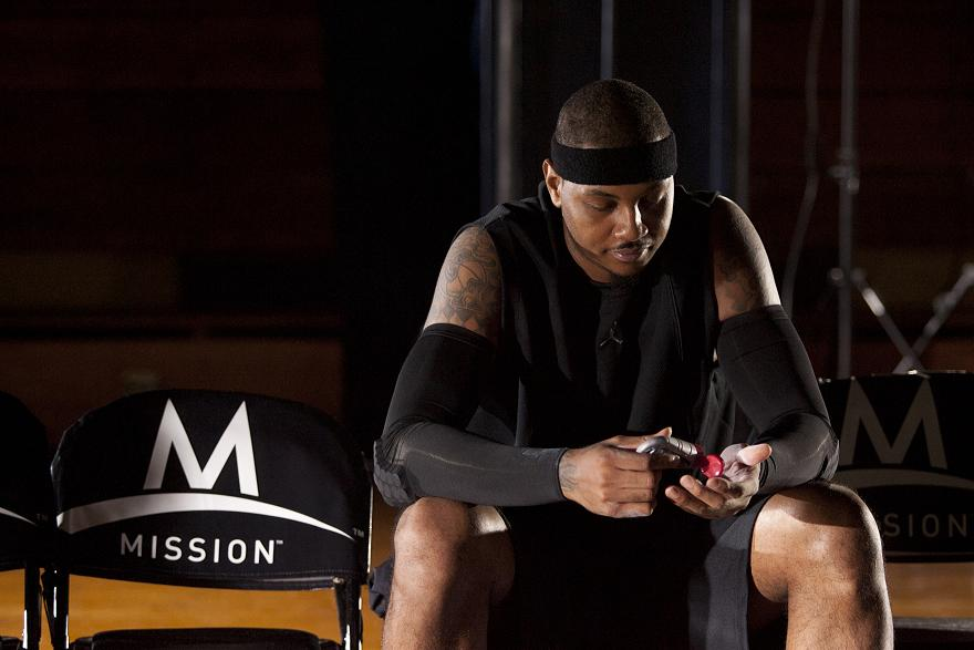 Carmelo Anthony_Mission