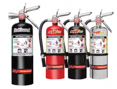 H3R Performance 5 lb. Fire Extinguishers