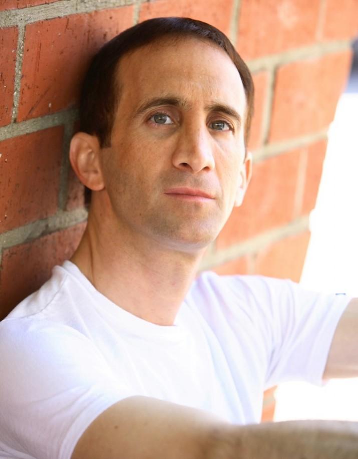 Actor/Writer Gregory Blair