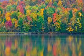 Adirondack area in New York