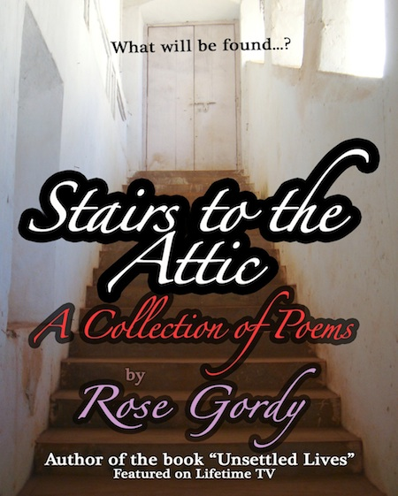 Stairs to the Attic - Book Cover