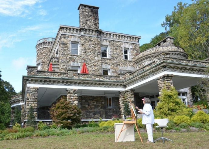 Magnificent Castle at Fortune Ridge at Southeast