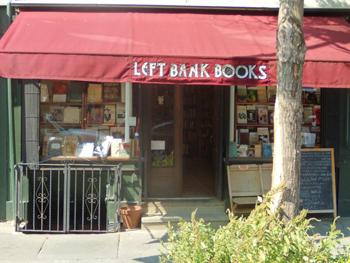 Left Bank Books, No. 17 8th Ave., NY, NY 10014