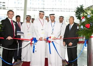HE Zaid Al Siksek, CEO, HAAD inaugurates Abu Dhabi