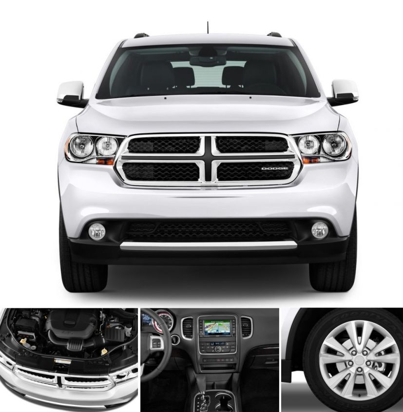 The 2012 Dodge Durango Has Arrived At Criswell Chrysler