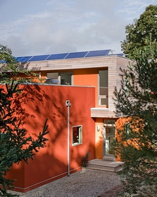 LEED Green Home Wins Multiple Awards