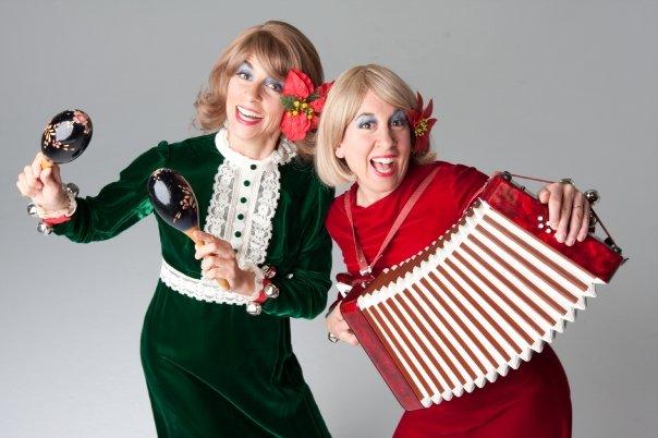 Lisa and Lori Brigantino as Vickie & Nickie