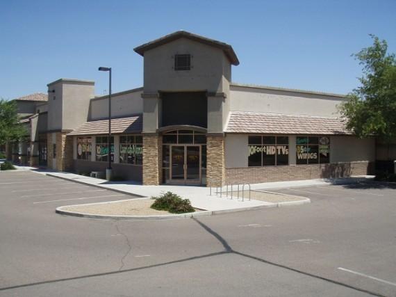 Crossroads of Tempe Retail Center