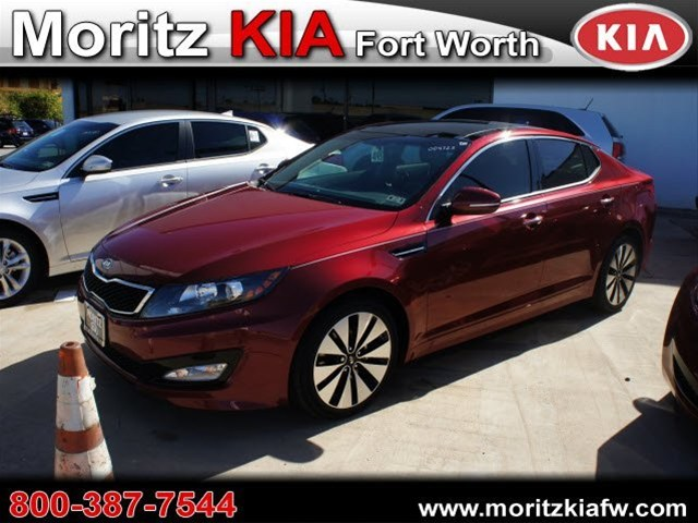 2012 KIA Optima Moritz KIA Fort Worth