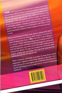 backcover of I Rise