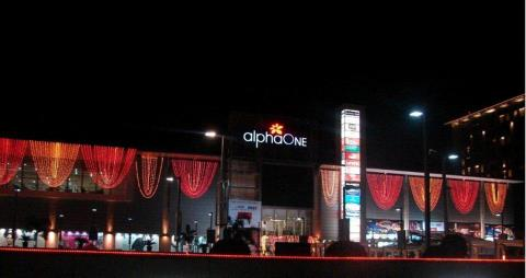 Diwali Festivities at AlphaOne, Amritsar - 1