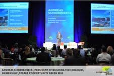 Andreas Schierenbeck speaks at OG 2010