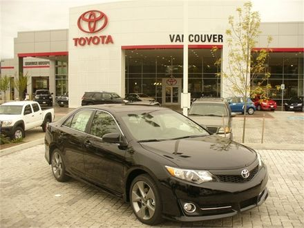 Good 2012 Toyota Camry Vancouver Washington Toyota Deal