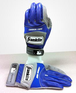 Josh Hamilton Carbon Fibre Gloves