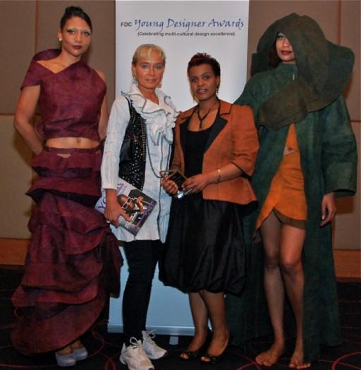 José Hendo  receives The Radical Designer Award