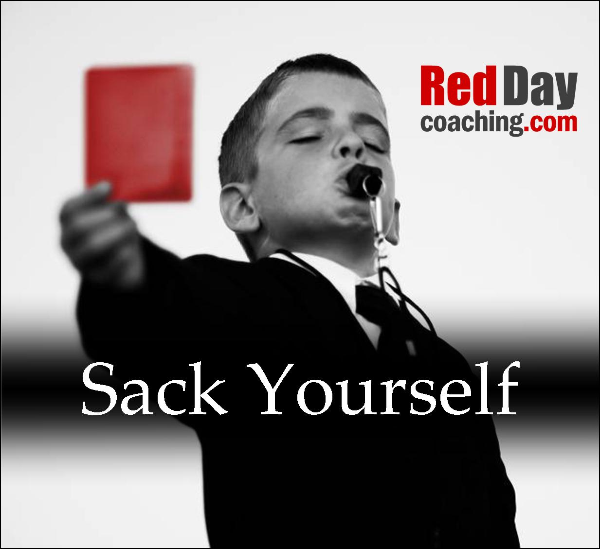 Sack Yourself