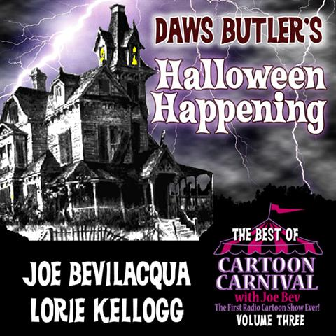 Daws Butler's Halloween Happening at joebev.com.