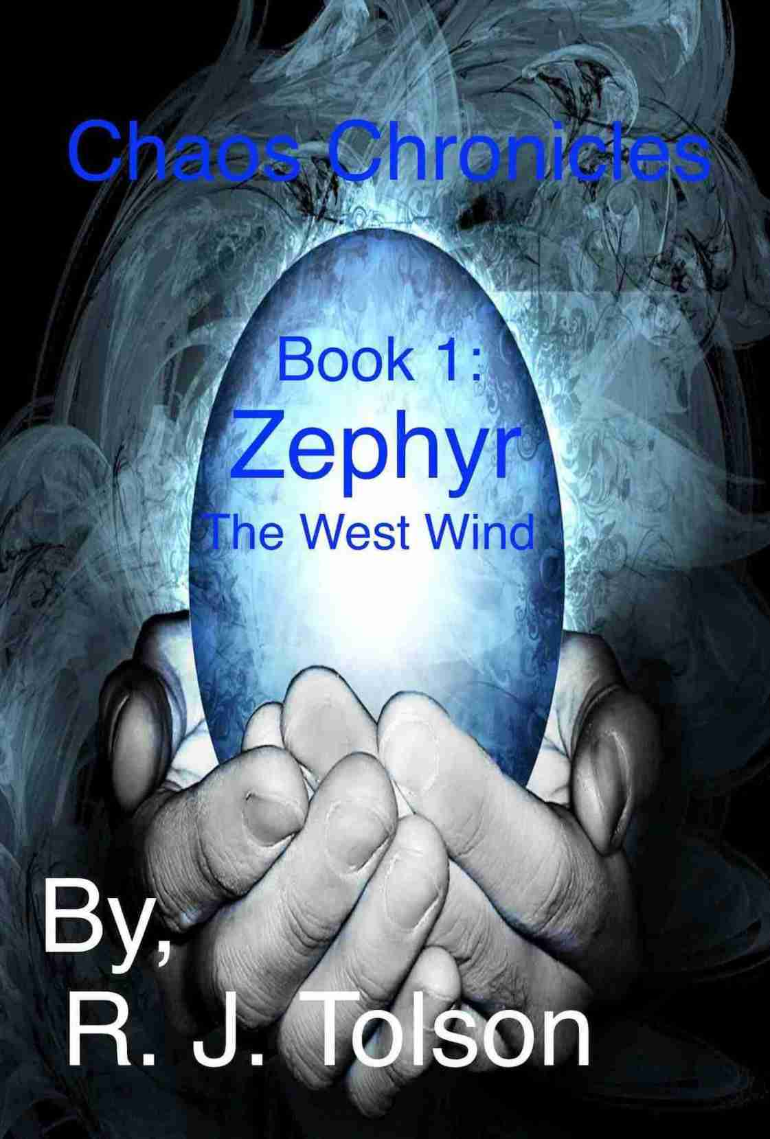 Zephyr The West Wind Cover