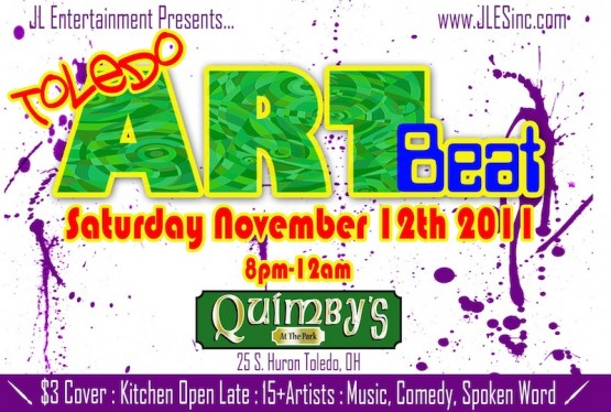 Toledo Art Beat November 12th