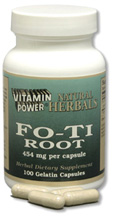 Fo-Ti Root by Vitamin Power