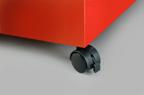 FFR-DSI Lockable Twin Wheel Caster