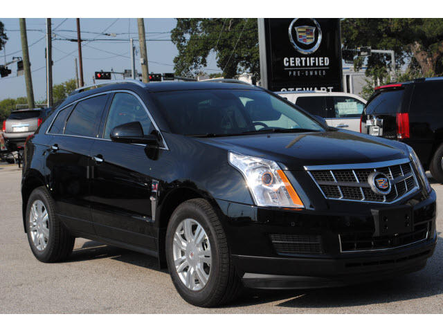 2012 Cadillac SRX Stewart Cadillac Houston Texas