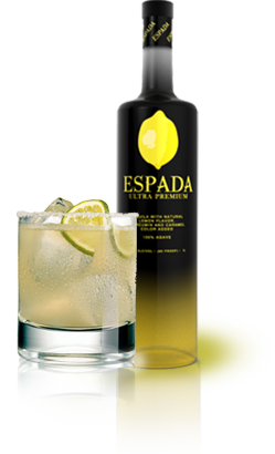 Freshly Squeezed Distinction-Espada Tequila